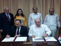 Suriye ve Küba Arasında işbirliği Anlaşması