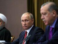 Erdoğan, Putin ve Ruhani İstanbul'da Bir Araya Gelecek