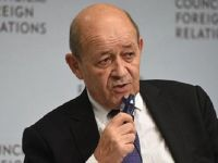 Fransa Dışişleri Bakanı'ndan 'İran' Açıklaması