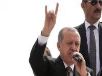 MHP'den Erdoğan'ın Bozkurt İşaretine Yorum