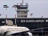 İsrail Hava Alanında Bir İlk Yaşandı