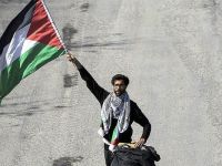 Siyonist Zulme Karşılık Filistin'e Yürüyen Yahudi Aktivist