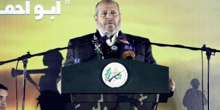 Hamas'tan Esad Açıklaması