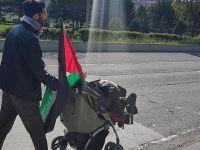 Flistin İçin İsveç'ten Yola Çıkan Ladraa, Ankara'da