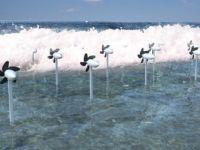 Gazze Direniyor Deniz Dalgalarından Elektrik Üretimi