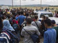 Yunanistan'da Afgan Sığınmacılara Saldırı
