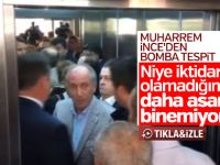 CHP Genel Merkezi'nde Asansör Krizi