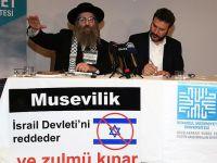 Yahudi Haham: Siyonist Devlet  Yıkılsın