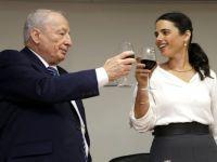 İsrail Adalet Bakanı'ndan  Alçak Sözler