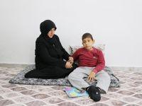 Engelli Annesinin Tevekkülü İmrendiriyor