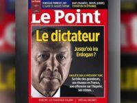 Fransa'daki Türklerden Le Point DergisineTepki