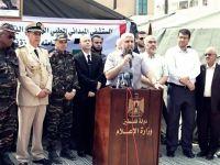 Gazze'de Fas Askeri Saha Hastanesi Açıldı