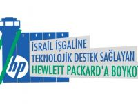 Siyonist  Destekçisi HP'ye  Karşı Boykot Çağrısı