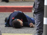 İsrail Polisi Kudüs'te bir Filistinliyi Yaraladı