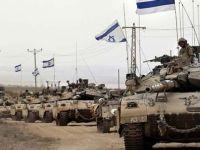 İsrail Tankları Sınıra İlerliyor