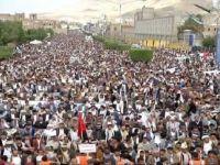 Yemen'de Suud'a Karşı Halk Sokağa İndi