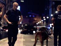 Belçika'da Müslüman Genç Kıza Saldırı