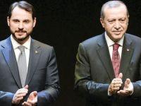 Bakan Albayrak Yabancı Yatırımcılarla Görüştü