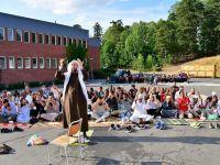 İsveç'te Yağmur Duası