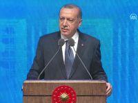 Erdoğan: Filistin'i Yedirmeyiz