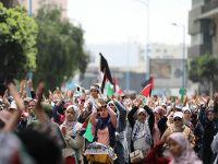 Fas Halkından Kudüs Yürüyüşü