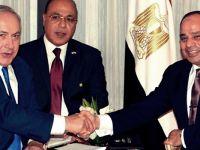 Mısır'dan İsrail'e Üst Düzey Ziyaret