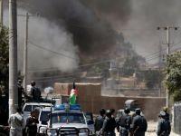 Afganistan'da Başkanlık Sarayı'na  Saldırı