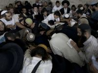 """Yahudi İşgalciler  """"Yusuf Makamına"""" Baskın Düzenledi"""