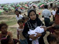 'Myanmar Ordusu Arakan'a Gıda ve İlaç Sokmuyor'