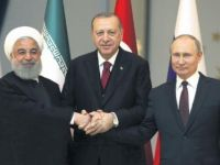 Türkiye-Rusya-İran Üçlü Zirvesi Tamamlandı