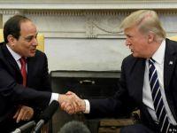 Trump'ı Hafter konusunda MBS ve Sisi İkna Etmiş