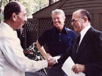 Camp David Anlaşması'nın Gizli Belgeleri  Açıklandı