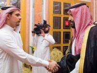 Bin Selman, Kaşıkçının Oğlunu Sarayda Ağırladı(FOTO)
