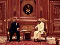 Netanyahu Şimdi'de Bahreyn'e Gidiyor
