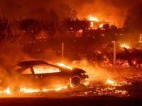California'da Yangın; 66 Ölü, 631 Kayıp