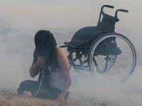 İşgalci, Gazze'de 40 Kişiyi Yaraladı(FOTO)