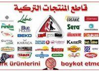 Suudi Arabistan'da Türkiye'yi Boykot Çağrıları TT oldu