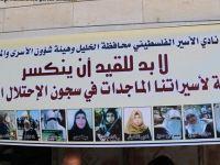 Filistinli Kadın Esirlere Zulüm