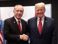 Erdoğan'dan  Trump'a Onay