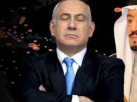 Netanyahu Suudi Arabistan'a Gitti