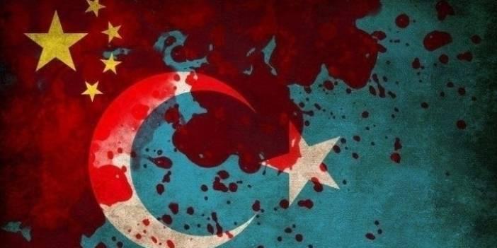 Uygur Türklerine Suç Listesi