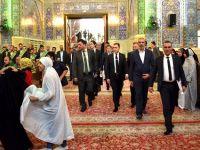 Türkiye Bağdat Büyükelçisi Kerbela'yı Ziyaret Etti