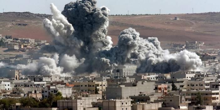 ABD, Suriye Deyr ez Zor'da Camiden Sonra Hastane Vurdu