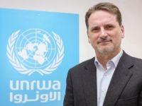 UNRWA, Gazze'de Basın toplantısı Düzenledi