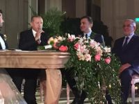 Erdoğan ve Karamollaoğlu, Nikah Şahidi Oldu