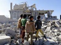 """""""Yemen'de ABD Yapımı Bir Trajedi Var"""""""
