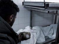 İşgalci İsrail 4 Yaşında Çocuğu Katletti
