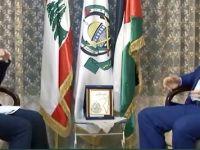 Hamas'ın Lübnan Temsilcisi:Gazze Direnişinin Sebatının Temeli İran Desteğidir.