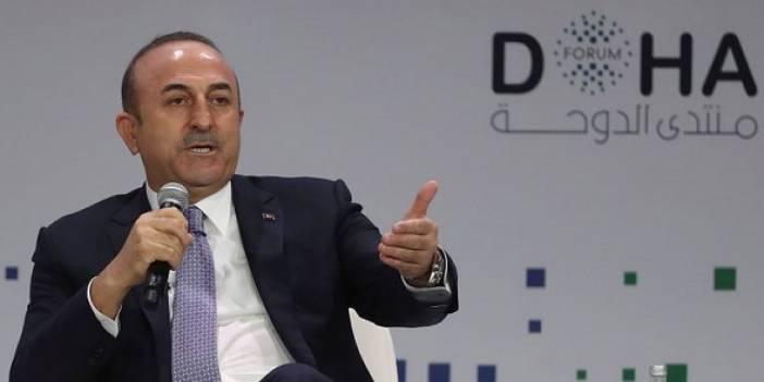 Dışişleri Bakanı Çavuşoğlu:  İran Ambargosu Yanlış