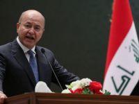 Irak Cumhurbaşkanı Şam'ı Ziyaret Edecek